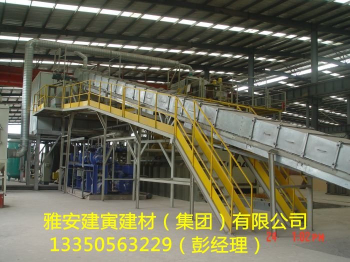 Artificial stone equipment
